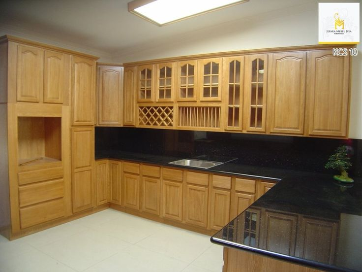 Kitchen Designs Natural Oak Cabinets Pictures Black Marble Countertop All Modern Wooden Image Villas Best Villa STEPINIT