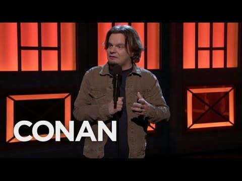 (83) Ismo: Ass Is The Most Complicated Word In The English Language  - CONAN on TBS - YouTube