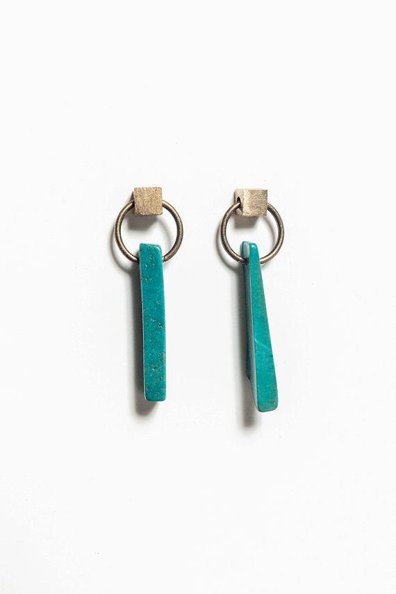 <3 knocker earrings