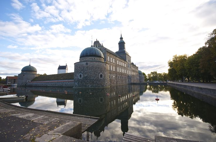 Vadstena Castle is a former Royal Castle in Vadstena, the province of Östergötland, Sweden.