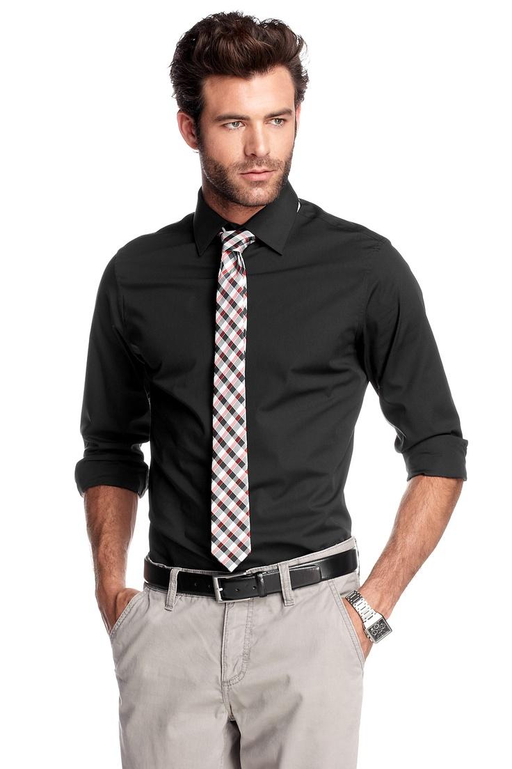 Stretchy overhemd Esprit - zie das!