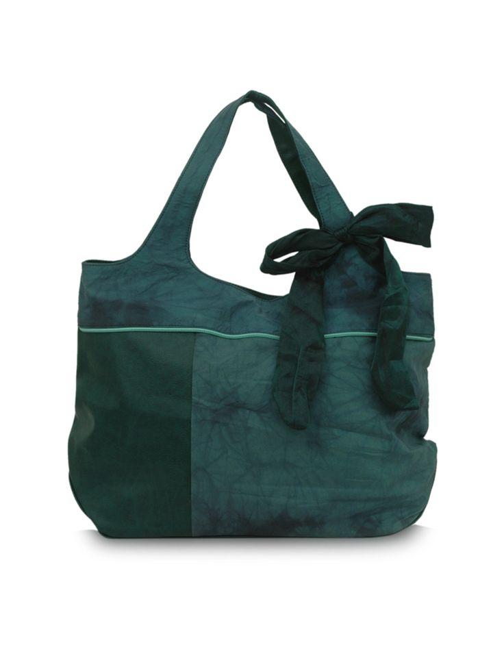 Oh La La Bandani Green - Rs. 1,525  Buy Now : www.baggit.com