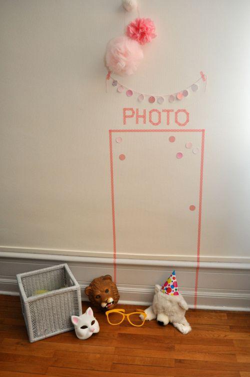 idée de photos pour anniversaire enfant