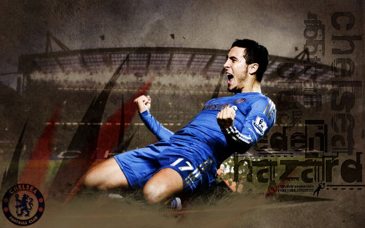 Eden Hazard Chelsea Wallpaper HD 2014 #1