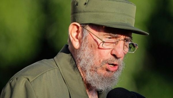 #Media #Oligarchs #MegaBanks vs #Union #Occupy #BLM  Internationalist Fidel Castro's Quotes That Inspired Change   http://www.telesurtv.net/english/news/Internationalist-Fidel-Castros-Quotes-That-Inspired-Change-20161126-0010.html   The revolutionary icon was an important statesman and internationalist who fought capitalism and imperialism for over five decades.  The legendary leader of the Cuban revolution, Fidel Castro, has died at the age of 90, leaving a great legacy for the Caribbean…