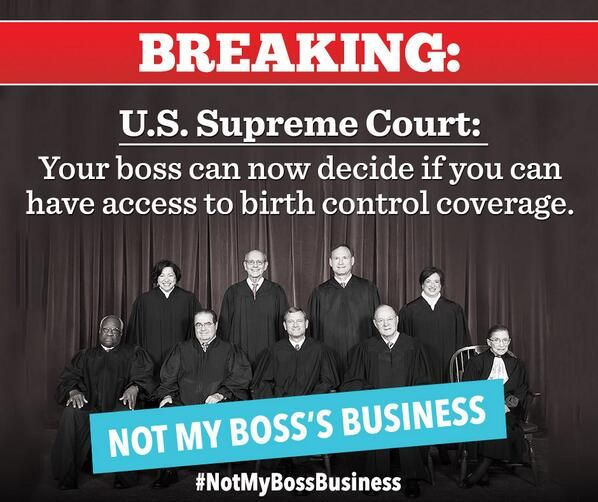 """Today's #SCOTUS  decision in Burwell v. Hobby Lobby is a step backward for women's health and reproductive rights, and also for their fundamental autonomy.   """"All too often, abusers restrict access to contraception or force unwanted pregnancies as a means to exert power and control over their victims,"""" said Kim Gandy, President and CEO of NNEDV. """"Women, especially victims of domestic violence – not their employers or abusers – should control this important aspect of their lives."""""""