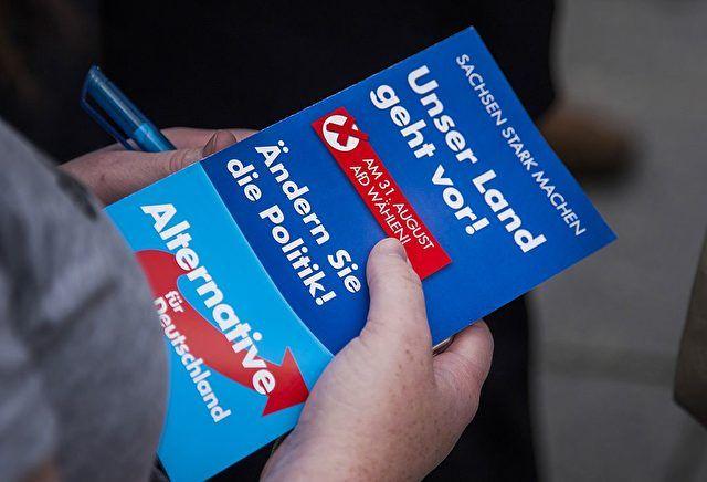 Die AfD hat einen Entwurf für ihr Programm zur Bundestagswahl fertiggestellt. Das Papier wurde am Sonntag einstimmig von der AfD-Programmkommission beschlossen, heißt es aus der Partei. Am Entstehungsprozess seien knapp 2000 Parteimitglieder beteiligt gewesen.