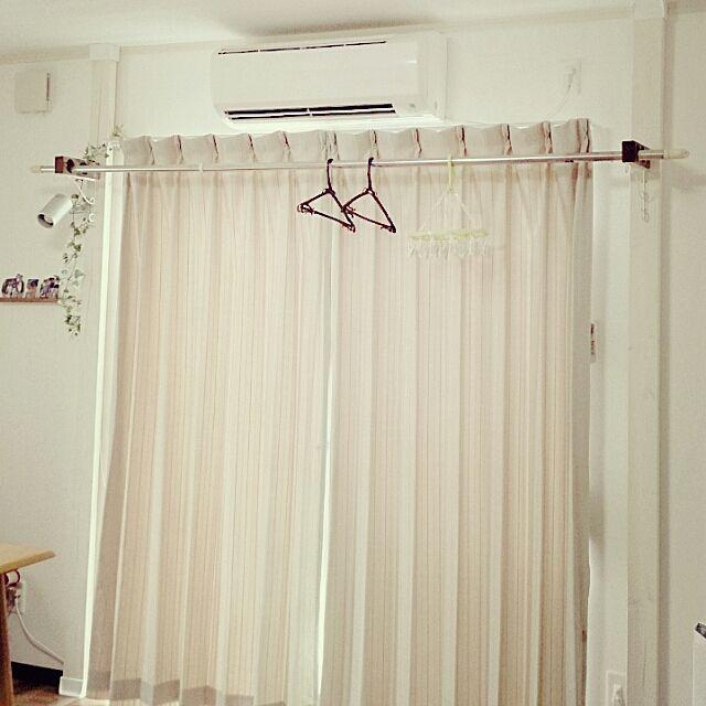 ディアウォールで解決!収納も壁掛けテレビも自由自在   RoomClip mag   暮らしとインテリアのwebマガジン