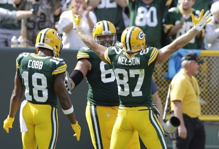 Jordy Nelson Is Back In the NFL's Top 100 -- Green Bay Packers receiver Jordy Nelson returned strong from a knee injury in 2016. Now he's back in the NFL's top 100 players.