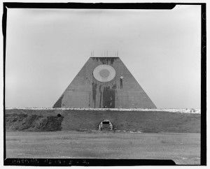Pyramid 'With Eye' in US: Photos of 'Uncapped' Pyramid in Cavalier County, North Dakota is the Stanley R. Mickelsen Safeguard Complex