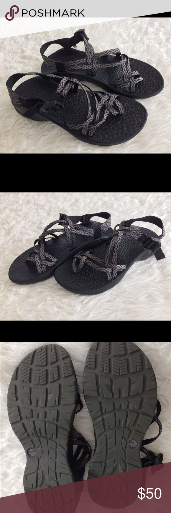 Women's Chaco Sandals (size 10) Women's Chaco sandals. Size 10. Excellent condition. Only wore a handful of times. Very clean. Chacos Shoes Sandals