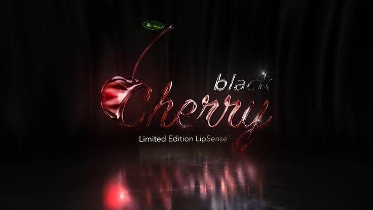 SeneGence Black Cherry LipSense® – YouTube