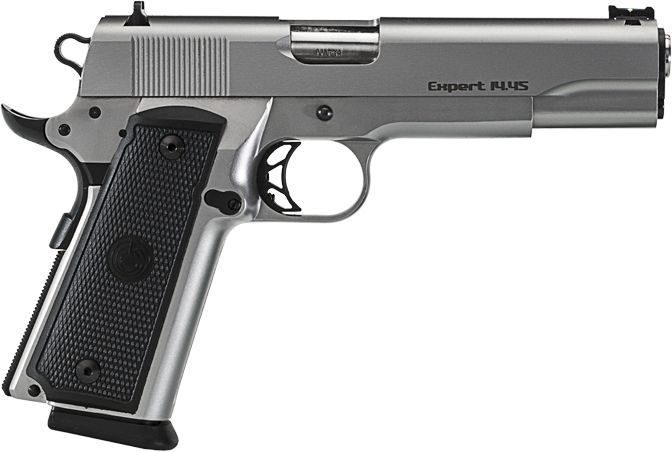 PARA USA: Expert 14.45 Stainless: breaking in and customizing this feature-filled, economical .45. Shoots beautifully and accurately.