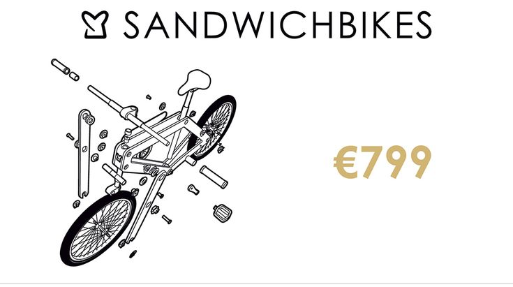 sandwich bike facts and figures 1