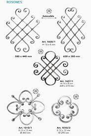 Resultado de imagem para figuras de portones de hierro