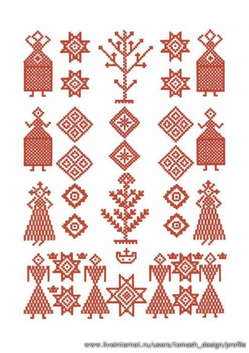 Белорусский орнамент. Обсуждение на LiveInternet - Российский Сервис Онлайн-Дневников: