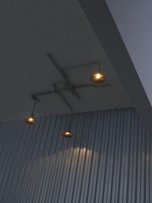 Light Forest Ceiling light - Modular - L 100 to 145 cm