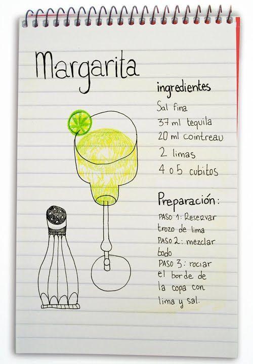 Margarita: Cóctel con tequila