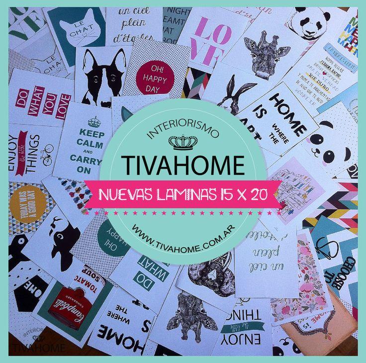 Lamina TIVAHOME 15 X 20 - Comprar en TIVAHOME