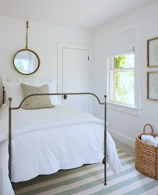 Hamptons Cottage By Jenny Wolf Interiors | Savor Home. Small Bedrooms DecorSimple  ...