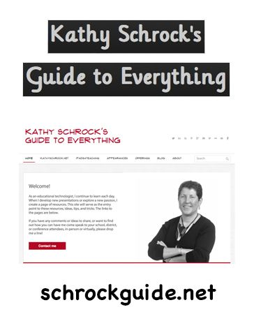 31 best images about Kathy Schrock's Support Pages on ...