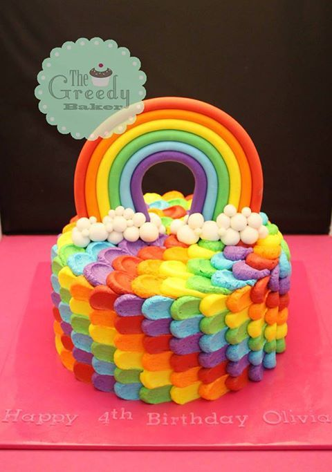 17 Best images about Rainbow Birthday on Pinterest ...