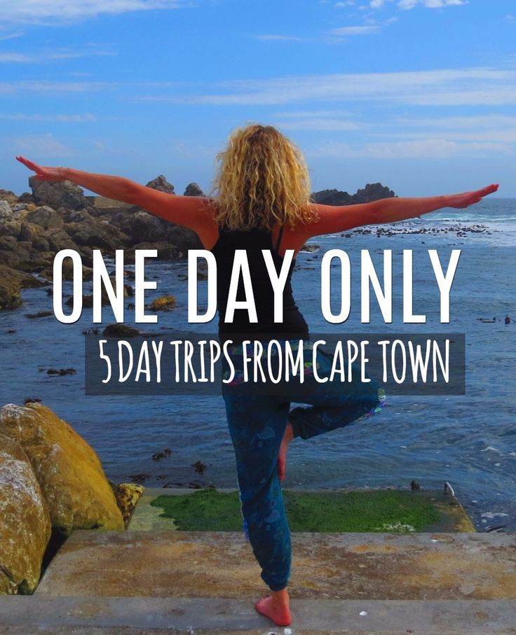 A few ideas for day trips from Cape Town.