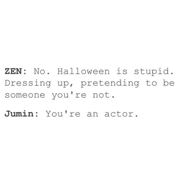 JUMIN HAS A POINT...