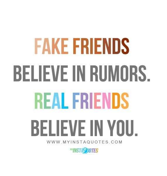 quotes about fake friends - photo #26
