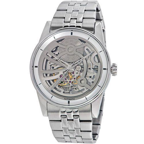 Reloj automático Kenneth Cole 10022562 Skeleton http://relojdemarca.com/producto/reloj-automatico-kenneth-cole-10022562/