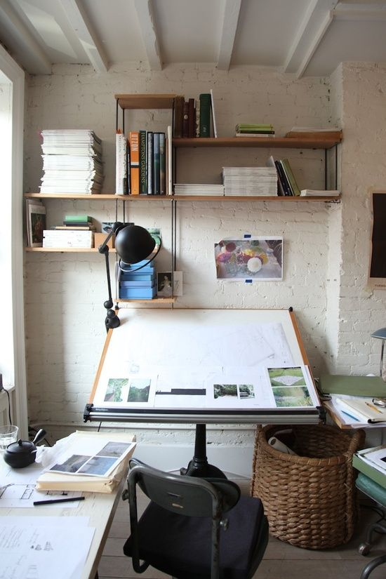 Home inspiration at my studio pinterest inspiration for Office space inspiration
