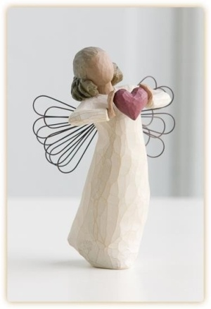 Willow Tree: An Angel Has Your Heart