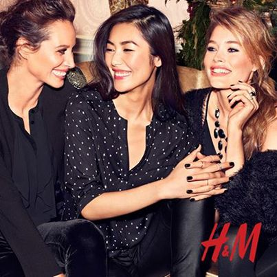 H&M  OPENING TIME: – 7 am  • Black Friday OFFER: – Up to $300 or 25% off entire purchase • Customers waiting in line prior to opening  (November 29th) will receive a coupon that  entitles them to either $300 or 25% off their purchase.  • INSTORE OFFERS*: – Ladies Department: • Tops from $5 • Pants from $9 – Kids Department: • Pants from $5 – Men's Department: • Pants and Shirts from $9  *Subject to change.  Valid November 29th – December 1st, 2013.