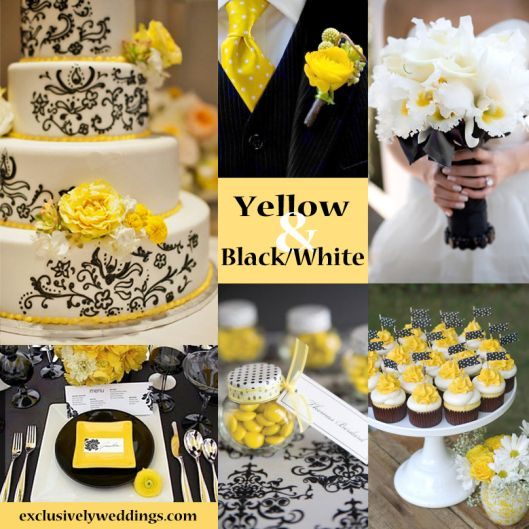 1000+ Ideas About Yellow Wedding Colors On Pinterest