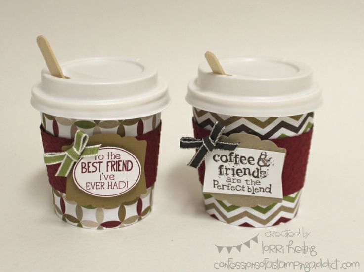 Mini Coffee Cups Link For Lids