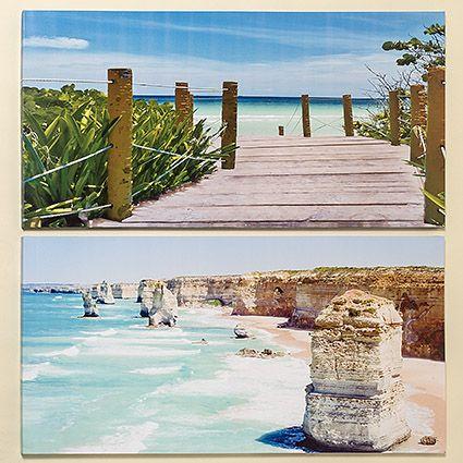#bild #summer #blau #strand #urlaub #relax #wasser #steg #boltze #bilder #home #deko #interior