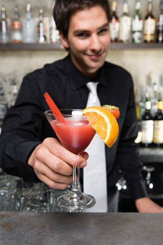 GET A FREE QUOTE! | San Diego county professional bartending services
