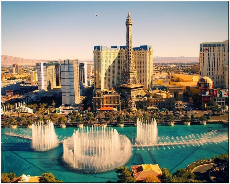 Las Vegas - amazing world lifestyle :)))) great pic!
