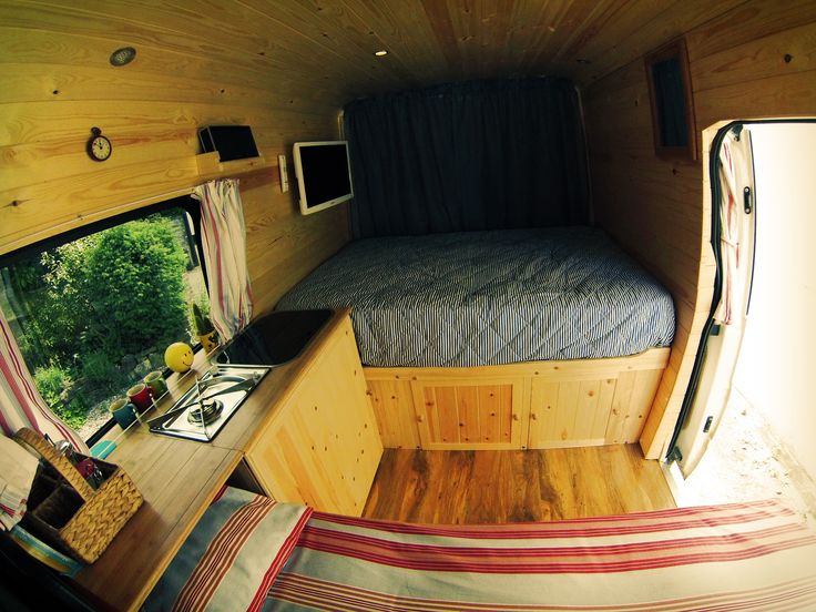 My Ford Transit Conversion