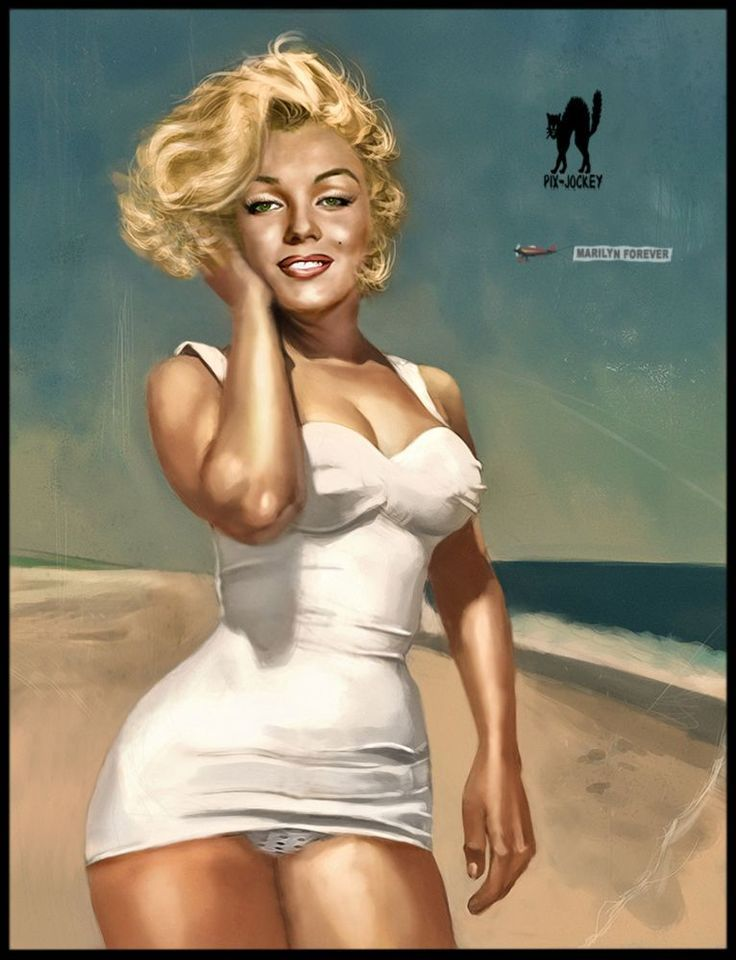 2257 best marilyn monroe art images on pinterest marilyn - Marilyn monroe diva ...