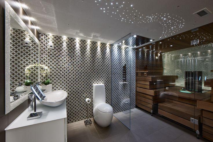 Kylpyhuone Luxus