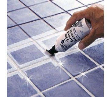 Tile Grout Whitener