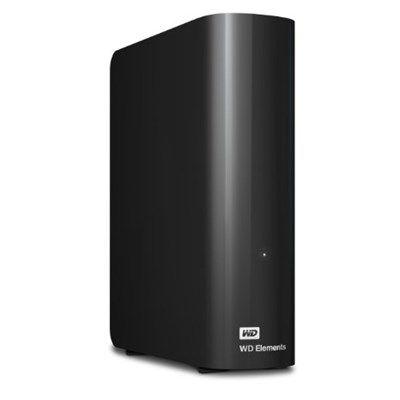 Chollo en Amazon: Disco duro externo Western Digital Elements Desktop 3TB USB 3.0 por 95,69€, (25% de descuento) y encima te devuelven 12€. Mínimo histórico
