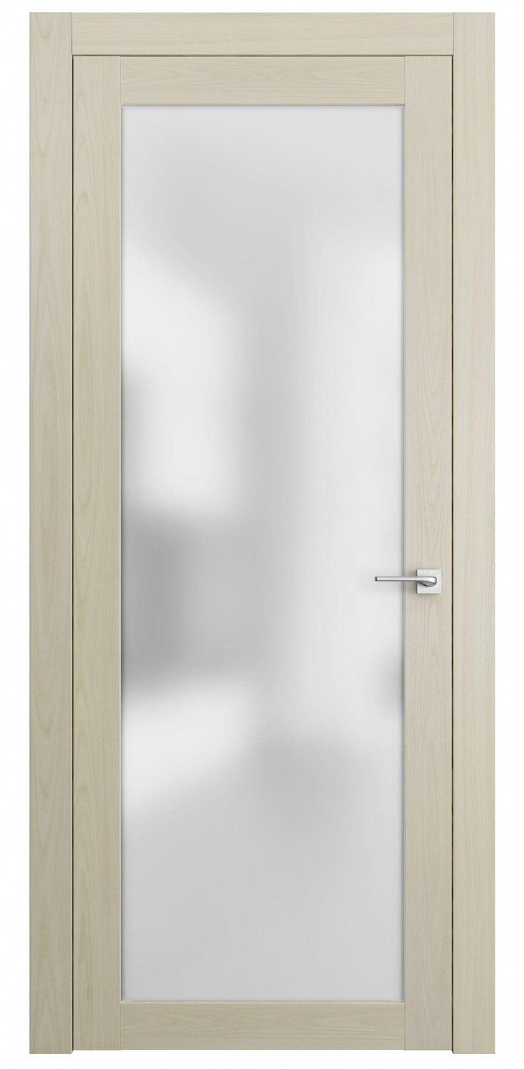 This modern neoclassic interior door is made from a solid wood frame and covered… – Interior doors
