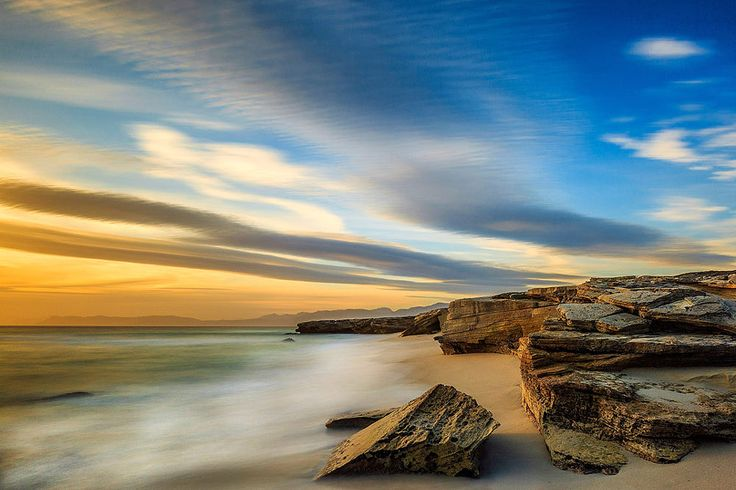 Standstone Cliffs by Pat Cooper on 500px
