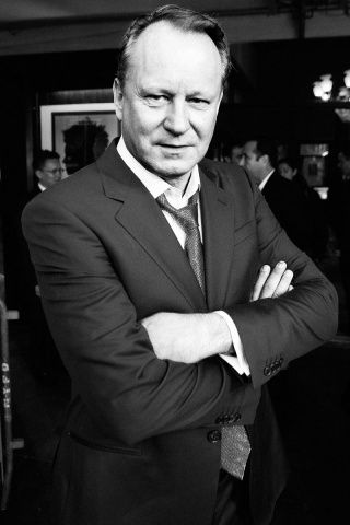 """If a real God were actually so vain as to constantly demand worship, then he would not be worth it."" - Stellan Skarsgard"
