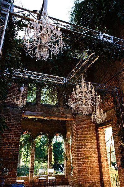 Hochzeitsdekoration im Industrial-Style: 2017 ist das Jahr magischer Feste Image: 17