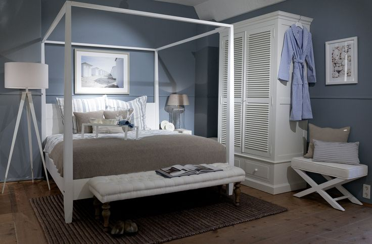 Himmlische Zeiten für Ihr Schlafzimmer mit dem Cape Cod von Flamant!