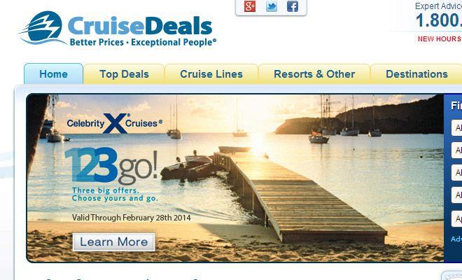 15 Websites to Get the Best Cruise Deals   TravelersPress