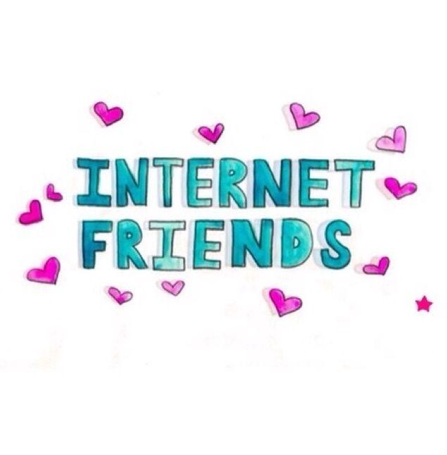 Love All My Internet Friends